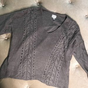 NWOT Converse One Star Sweater